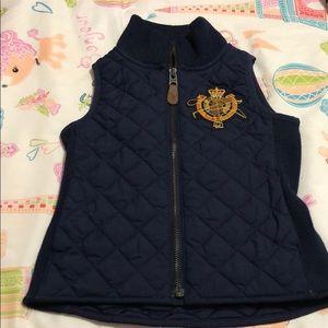 Ralph Lauren quilt vest